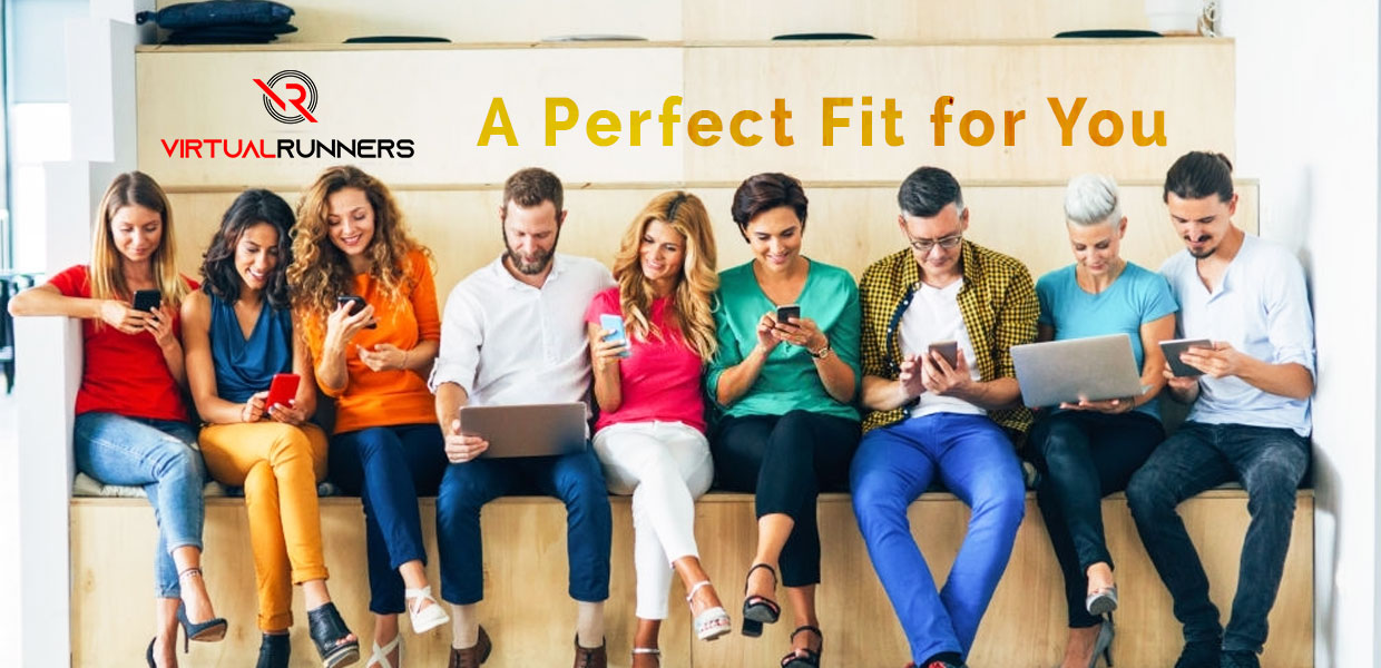 VirtualRunnerUSA- A Perfect Fit for You